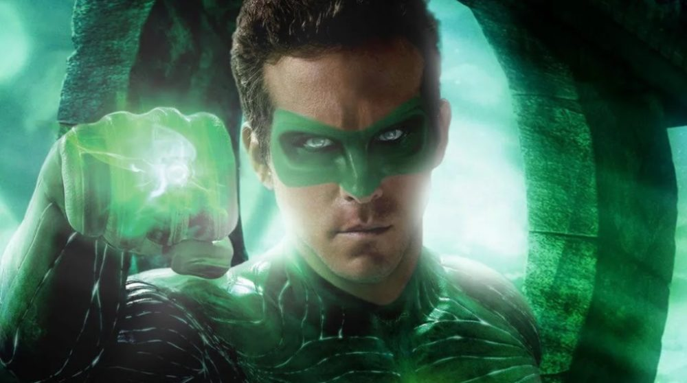 Green Lantern HBO Max serie / Filmz.dk