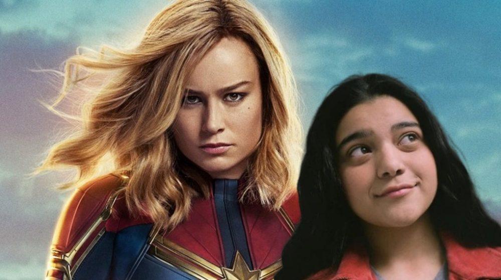 Iman Vellani kritik Captain Marvel / Filmz.dk