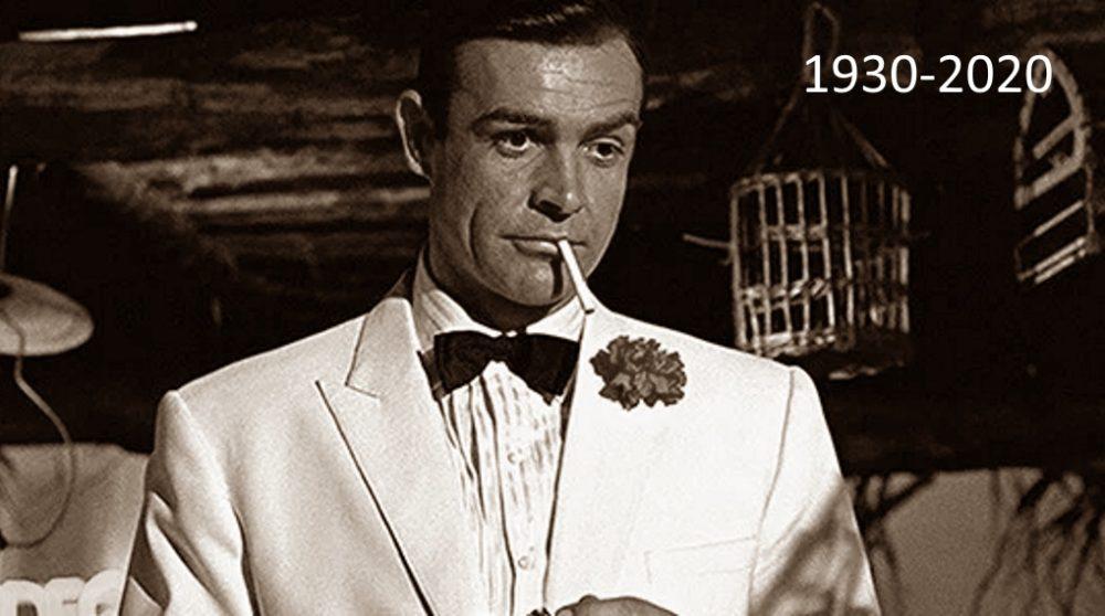 Sean Connery død / Filmz.dk