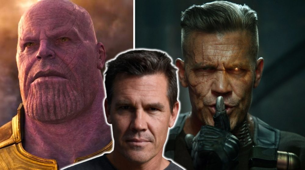 Josh Brolin Deadpool 2 Avengers roller forskel / Filmz.dk