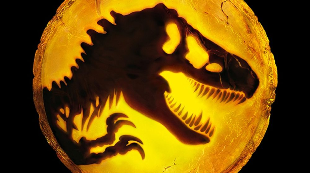 Jurassic World 3 Dominion udskudt 2022 plakat / Filmz.dk