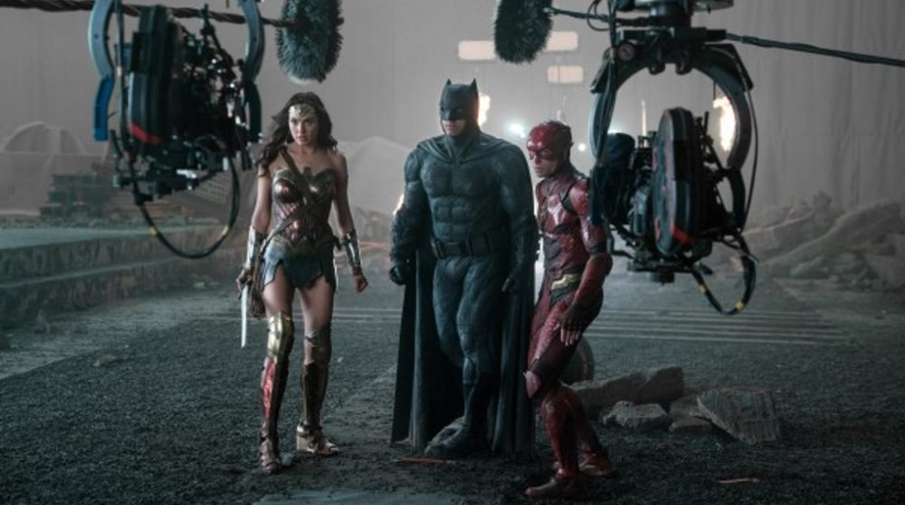 Justice League reshoots HBO Max billede / Filmz.dk
