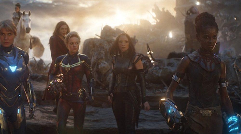 Kvinde Avengers film MCU / Filmz.dk
