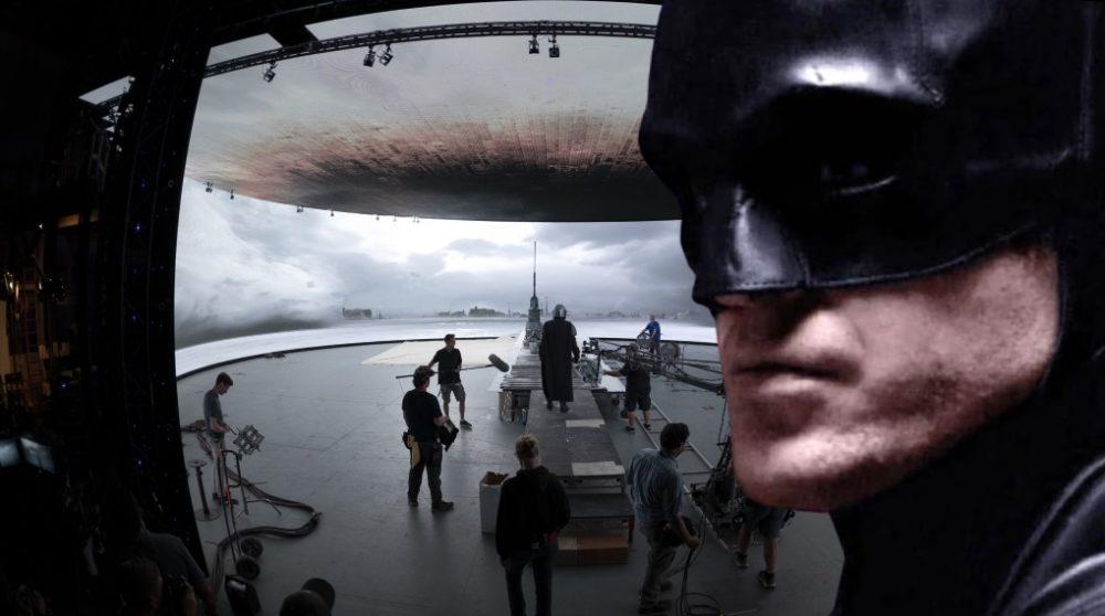 Mandalorian teknologi The Batman / Filmz.dk