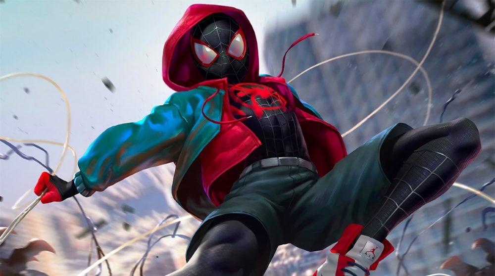 Miles Morales MCU Spider-Man 3 / Filmz.dk