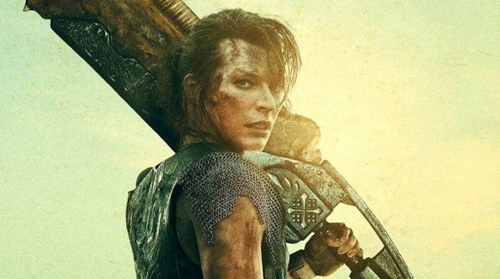 Milla Jovovich Monster Hunter trailer dansk premiere biograf / Filmz.dk