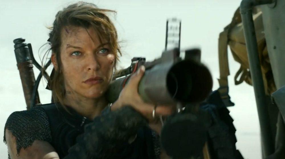 Monster Hunter Milla Jovovich trailer / Filmz.dk