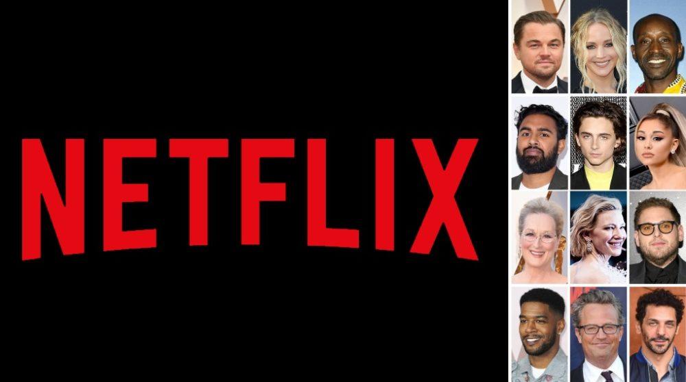Netflix Don't Look Up / Filmz.dk