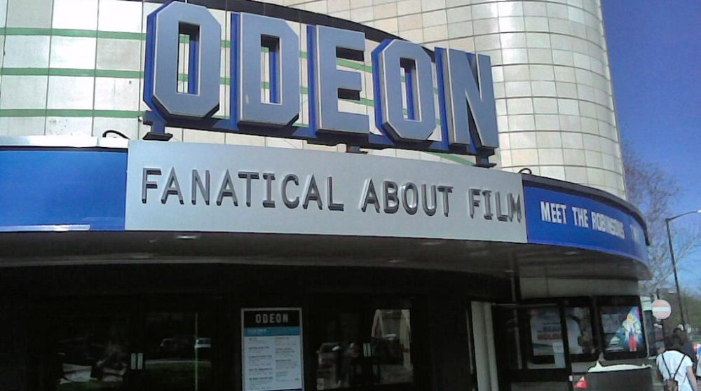 Odeon biograf weekend åben / Filmz.dk