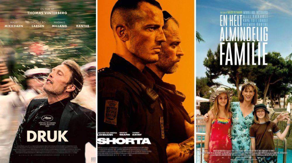 Oscar shortlist Danmark 2020 Danske Biografer Nordisk Film / Filmz.dk