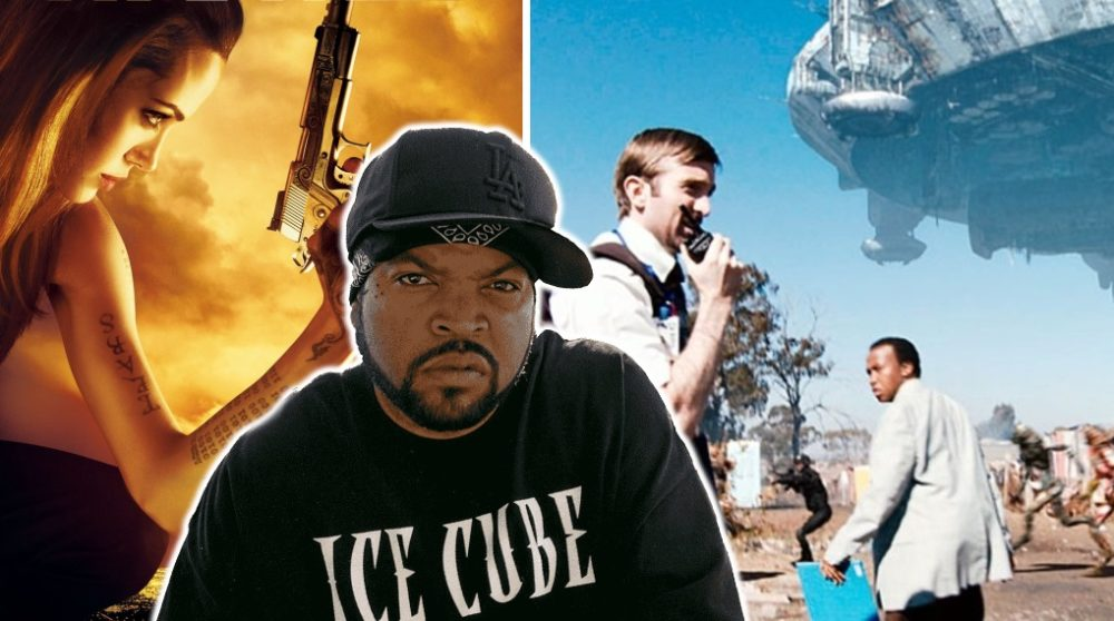 sci-fi- wanted ice cube district 9 / Filmz.dk