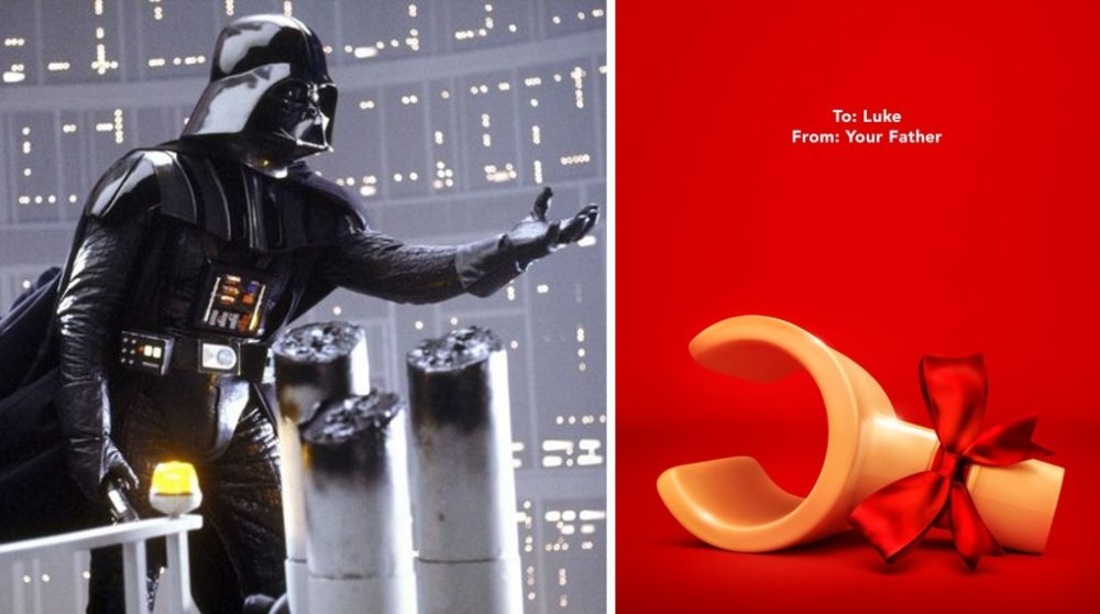 Lego Star Wars Holiday Special plakat / Filmz.dk