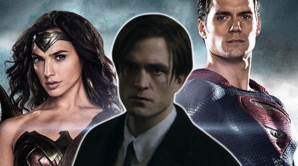 The Batman Wonder Woman Superman / Filmz.dk