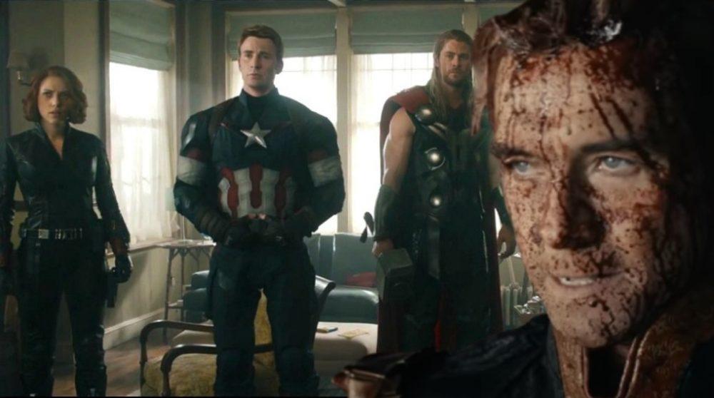 The Boys Homelander dræber Avengers / Filmz.dk