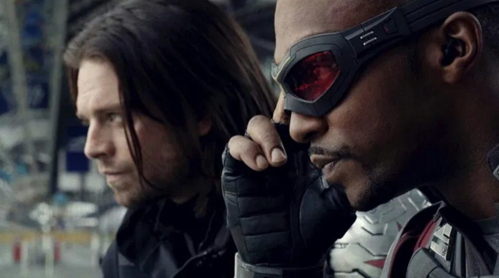 The Falcon and the Winter Soldier optagelser corona / Filmz.dk