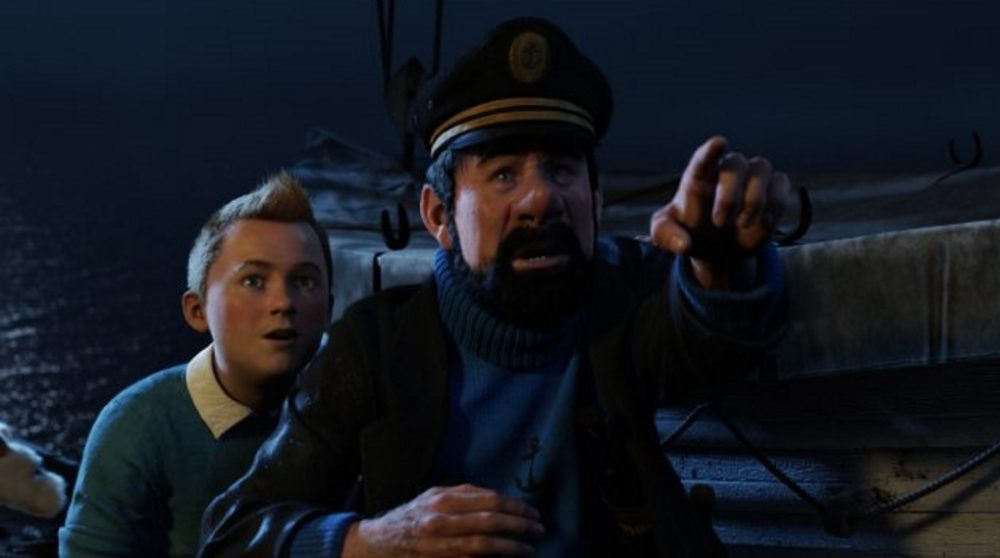 Tintin live-action film / Filmz.dk