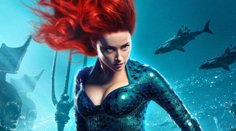Amber Heard Aquaman 2 bekræfter / Filmz.dk
