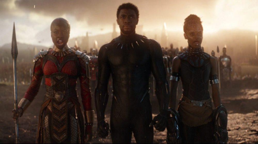 Black Panther 2 cgi løsning chadwick boseman effekter afviser / Filmz.dk