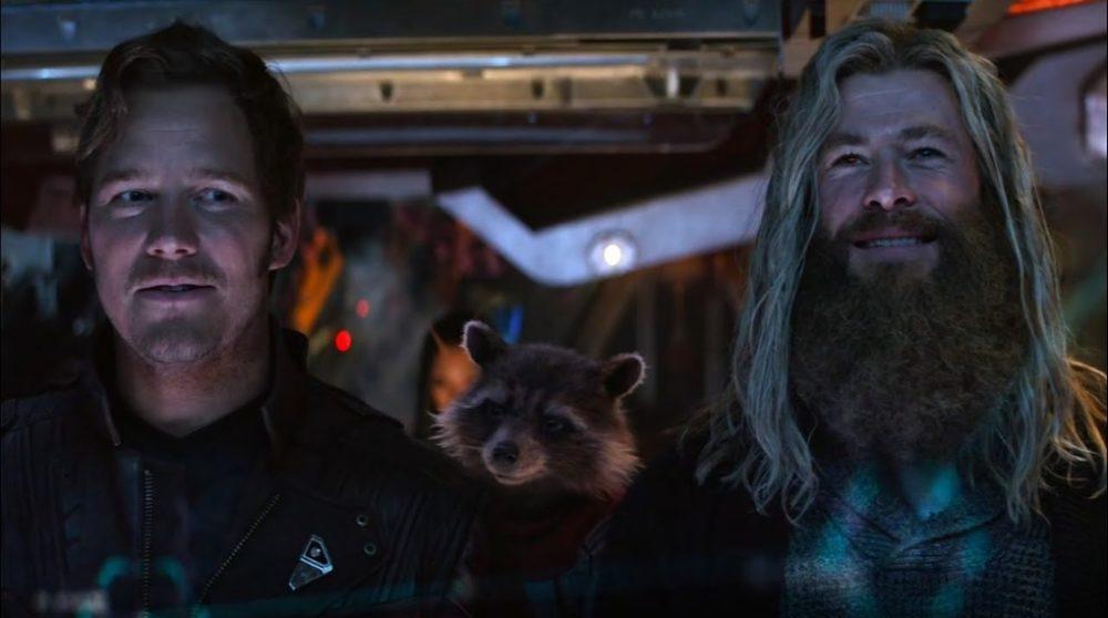 Chris Pratt MCU Thor Love Thunder / Filmz.dk