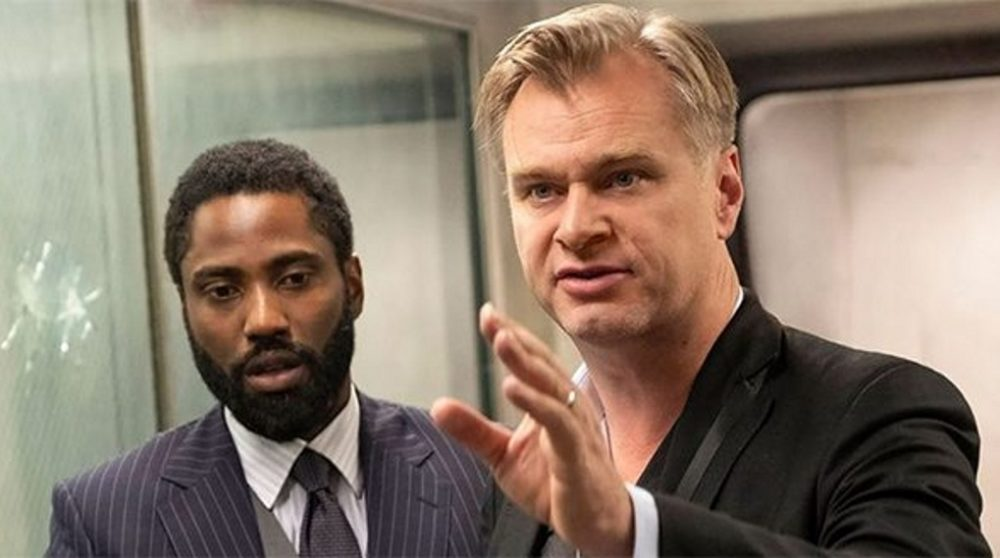 Christopher Nolan Tenet premiere / Filmz.dk