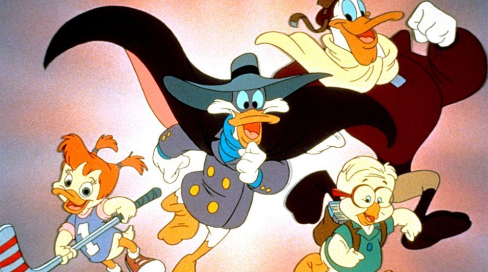 Darkwing Duck reboot Disney Plus / Filmz.dk