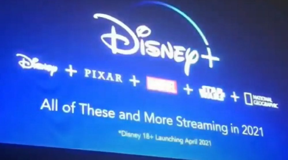 Disney 18 Plus læk / Filmz.dk