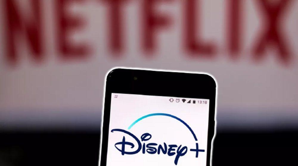 Disney Plus Netflix 2025 antal brugere / Filmz.dk