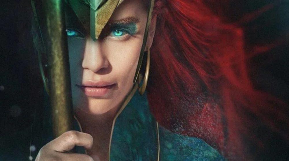 Emilia Clarke Aquaman 2 Amber Heard fans / Filmz.dk