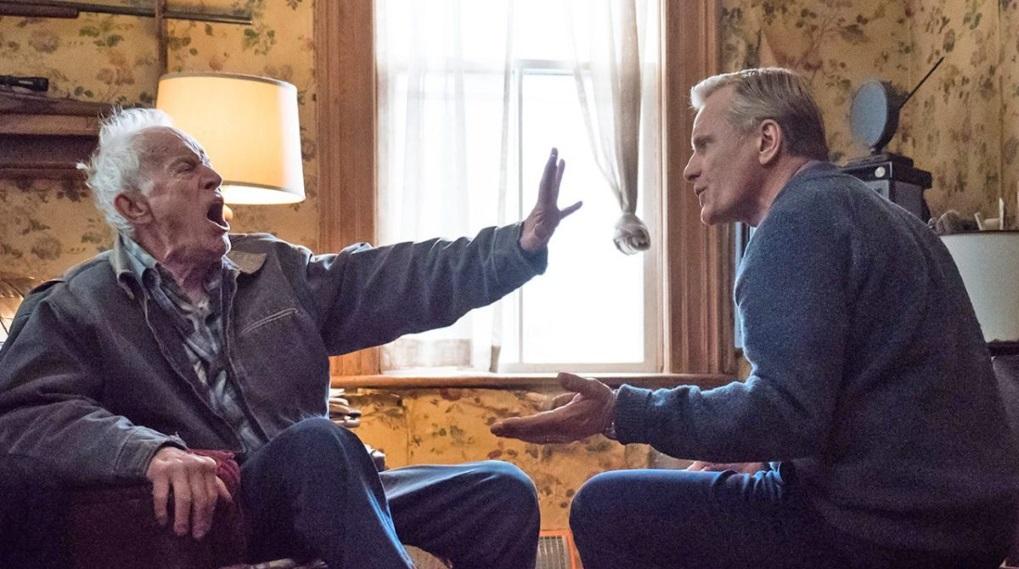 Falling anmeldelse Viggo Mortensen / Filmz.dk
