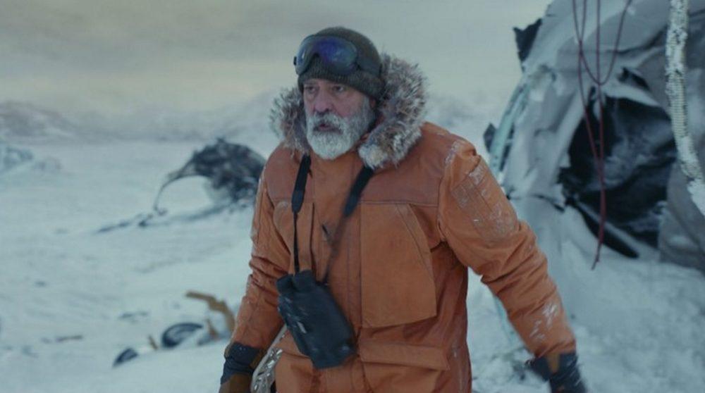 George Clooney The Midnight Sky Netflix / Filmz.dk