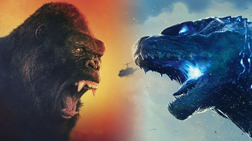 Godzilla Kong streaming Netflix / Filmz.dk