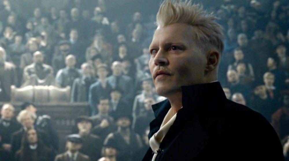 Johnny Depp færdig fyret Grindelwald Fantastic Beasts / Filmz.dk