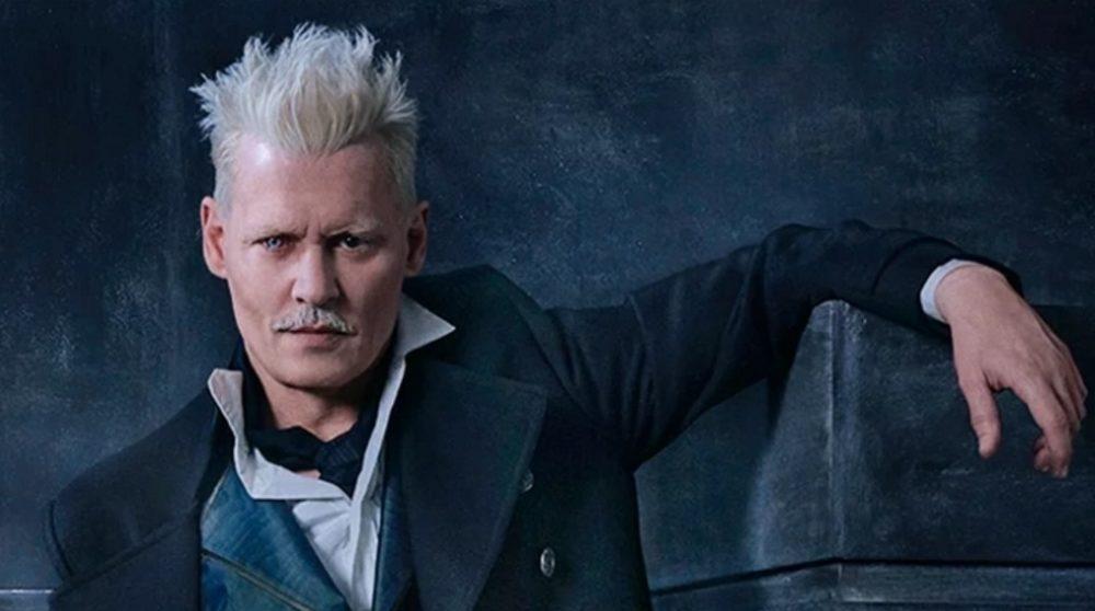 Johnny Depp løn Fantastic Beasts 3 / Filmz.dk