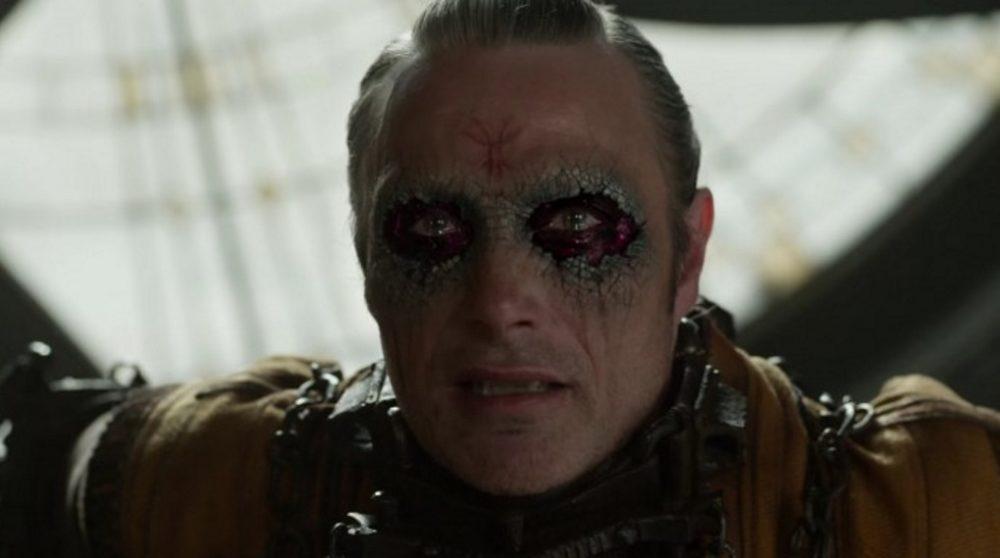 Mads Mikkelsen Fantastic Beasts Johnny Depp / Filmz.dk