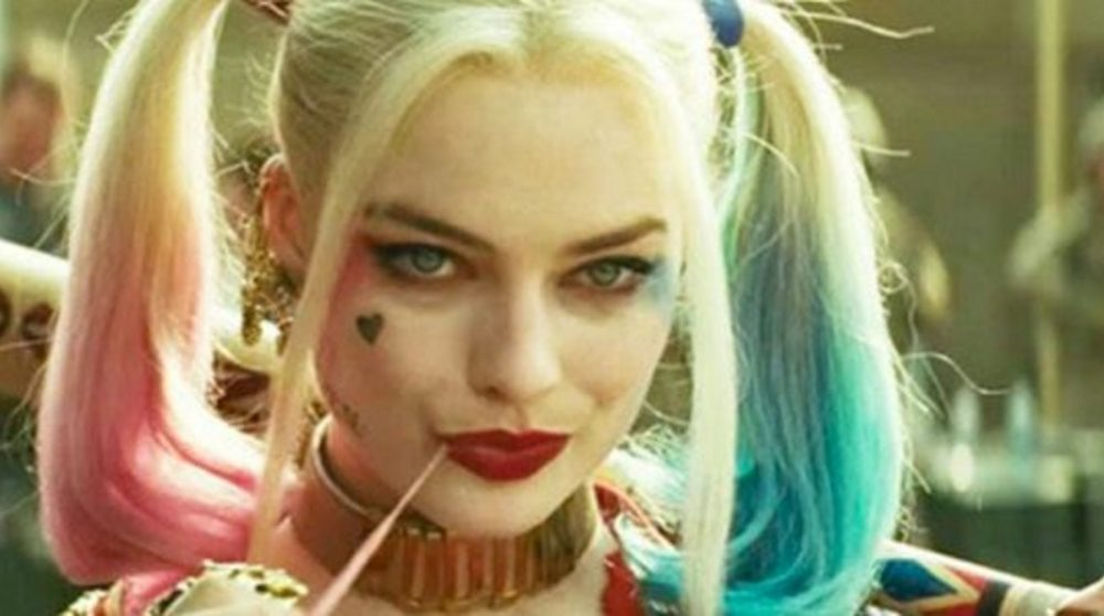 Margot Robbie Suicide Squad Ayer cut / Filmz.dk