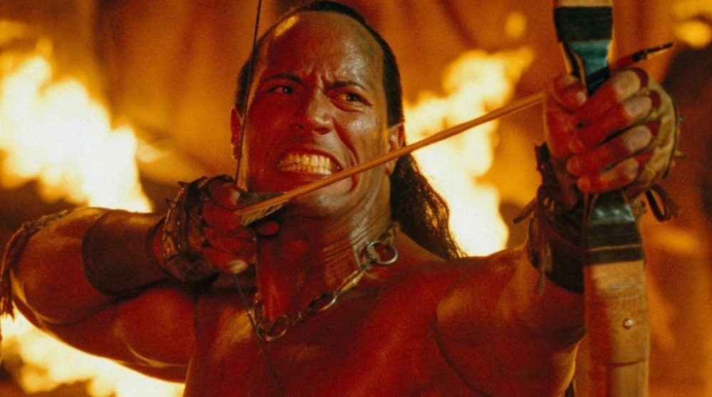 Ny Scorpion King Dwayne Johnson / Filmz.dk