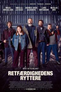 Retfærdighedens ryttere anmeldelse / Filmz.dk
