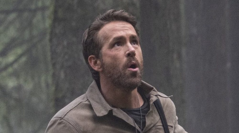 Ryan Reynolds Netflix The Adam Project / Filmz.dk