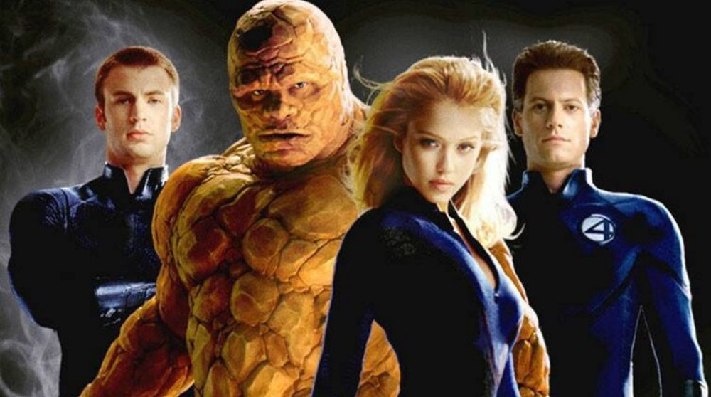 Solve Everything Fantastic Four / Filmz.dk