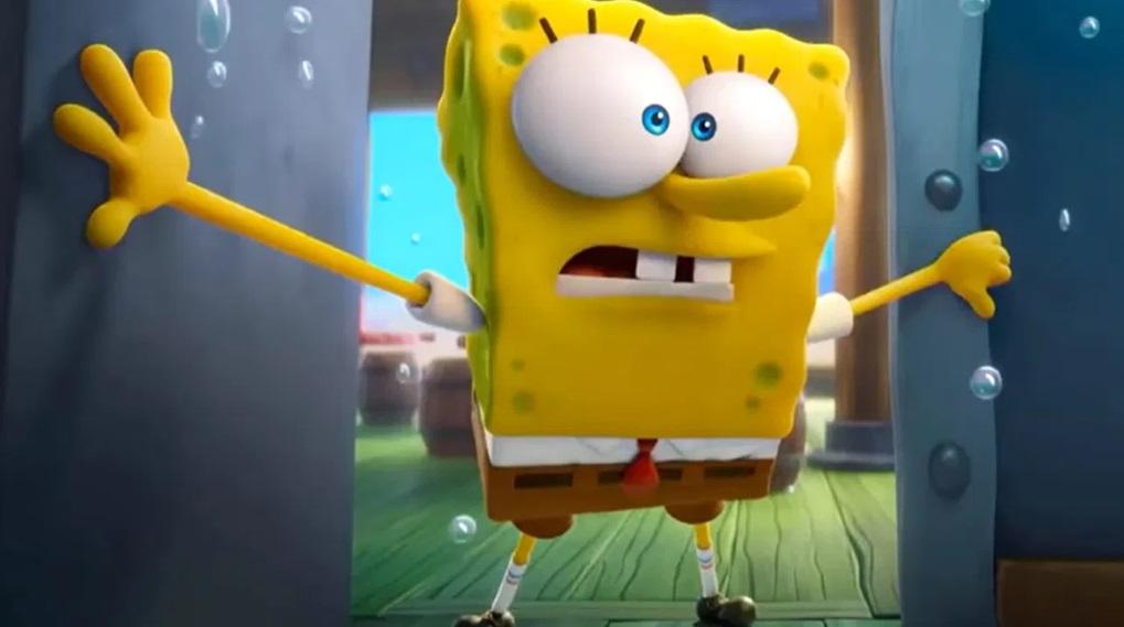 Spongebob on the run Netflix anmeldelse / Filmz.dk