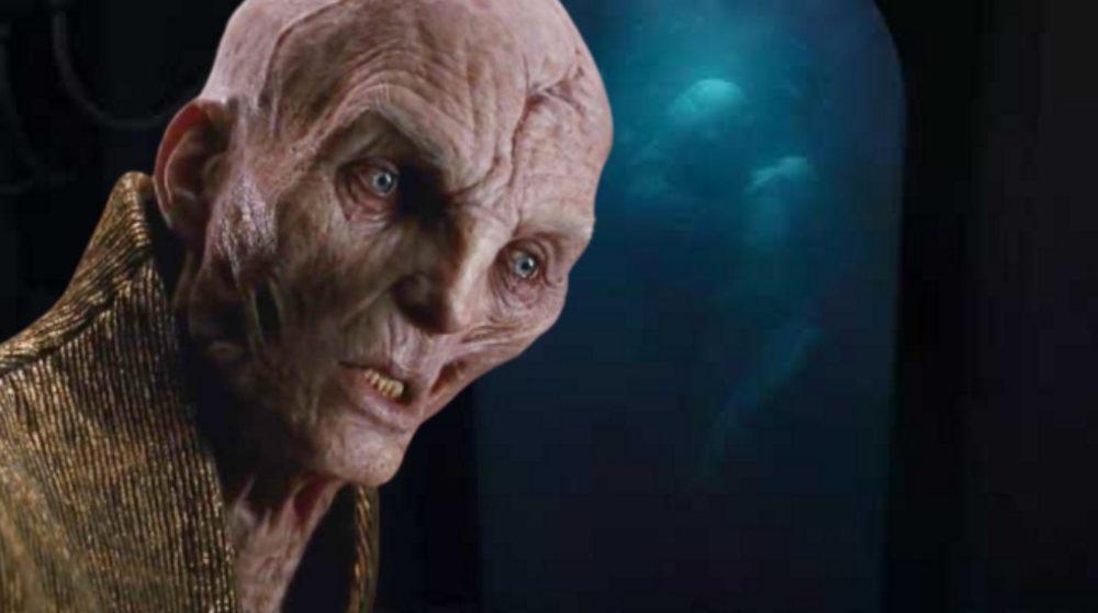 The Mandalorian Snoke klon / Filmz.dk