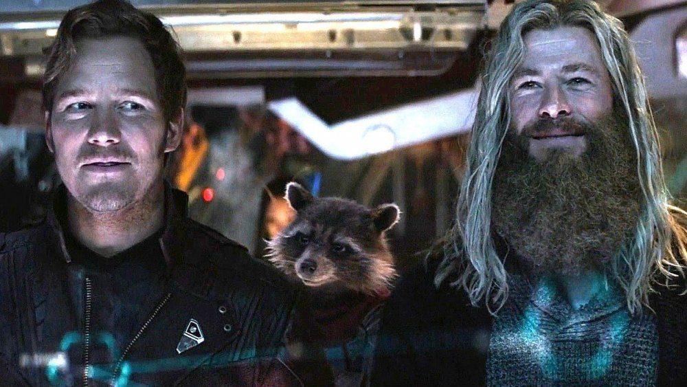 Thor Love Thunder Avengers 5 / Filmz.dk