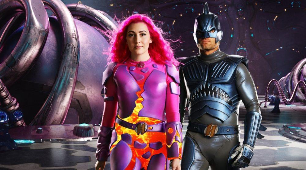 We Can Be Heroes Netflix teaser / Filmz.dk