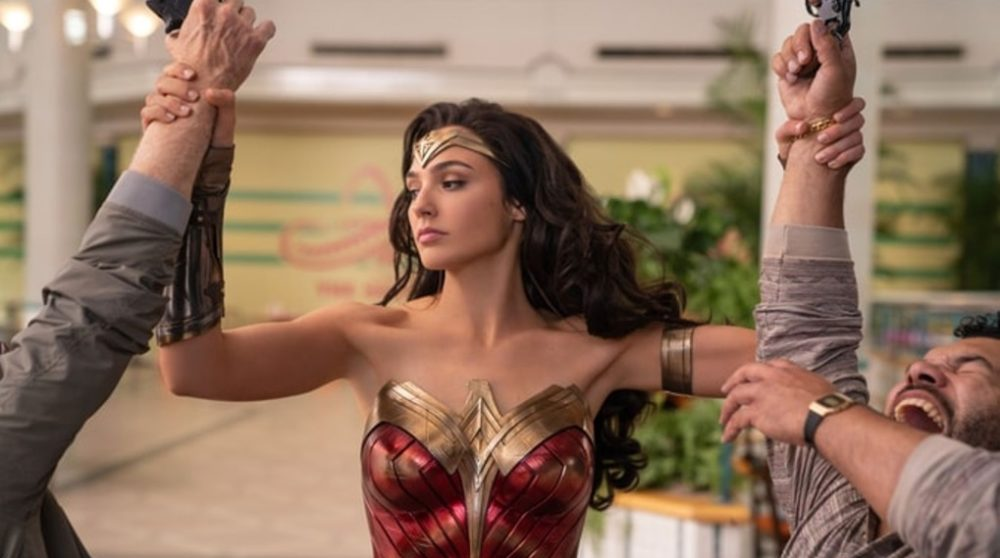 Wonder Woman 1984 HBO Max aftalen / Filmz.dk