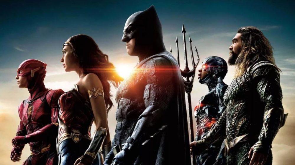 Zack Snyder Justice League 150 minutter / Filmz.dk