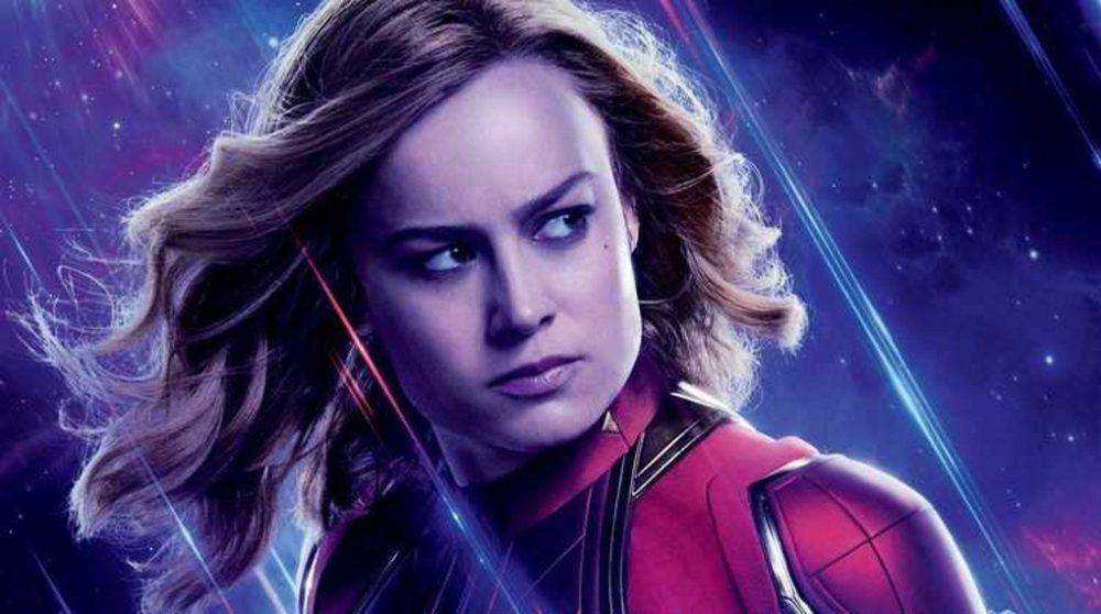 Captain Marvel 2 dato / Filmz.dk