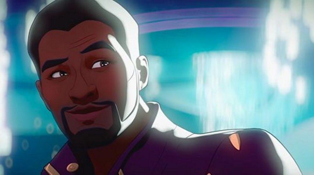 Chadwick Boseman MCU stemme What If / Filmz.dk