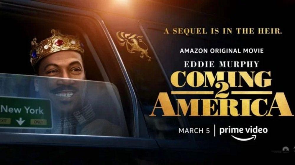 Coming 2 America trailer / Filmz.dk