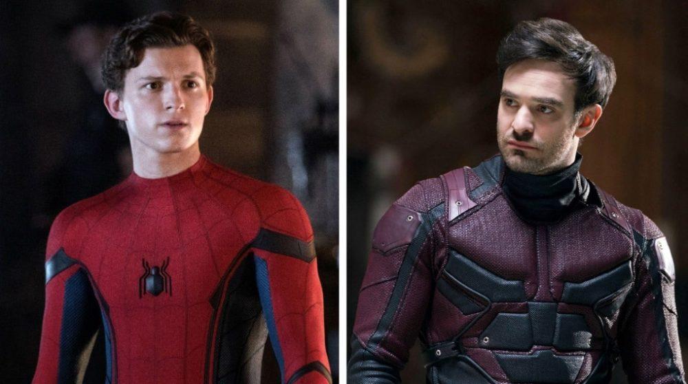 Daredevil Spider-Man 3 MCU / Filmz.dk
