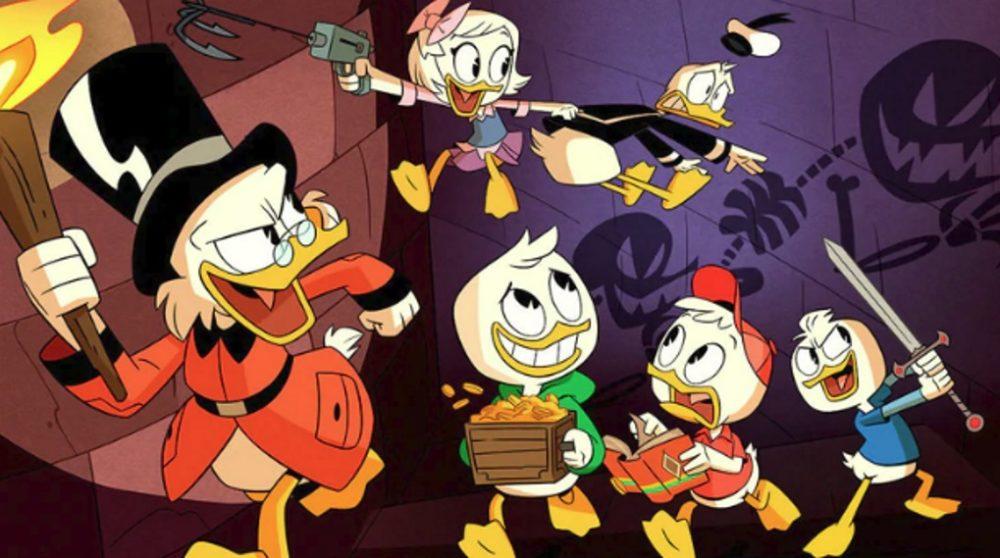 Disney Ducktales droppet aflyst / Filmz.dk